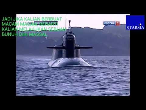 JAWABAN RUSSIA ATAS SANGSI YANG DIJATUHKAN BARAT