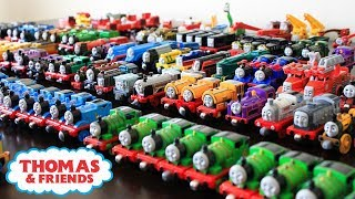 My Thomas and Friends Take N Play Toy Trains Collection|Thomas and Friends toys for Children