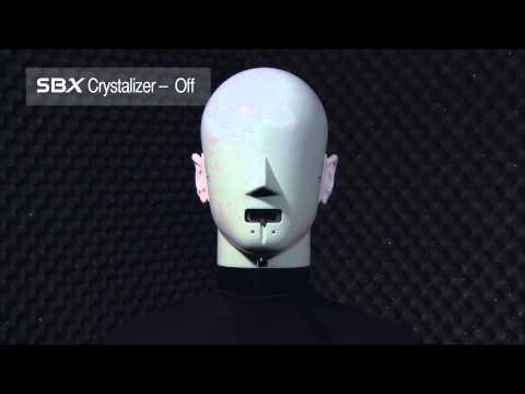 Sound Blaster SBX Pro Studio Crystalizer