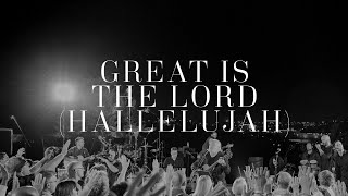 Paul Wilbur   Great Is The Lord (Hallelujah)  (Featuring Sarah Liberman) ( Live)