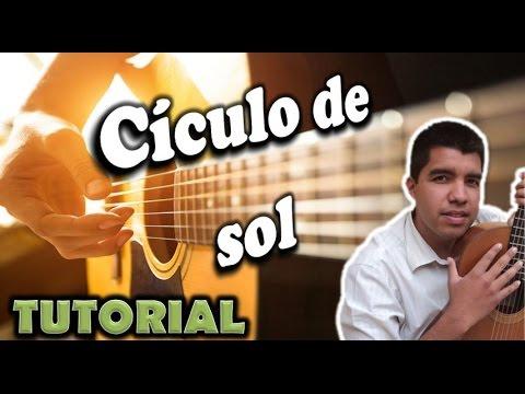12 Clases de guitarra Como tocar circulo de Sol