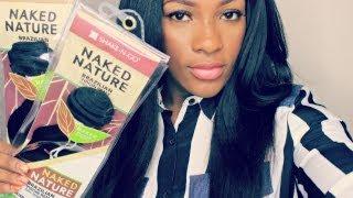 Shake-N-Go Brazilian Virgin Remy Hair NAKED NATURE| unboxing & 1st Impression |