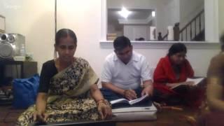 DURGA SAPTASHATI - Chapter 1 to 3 - Practice Session