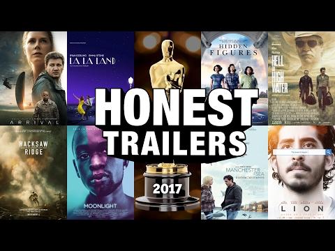 Honest Trailers The Oscars 2017