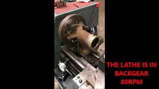 Hobart 4346 Meat Grinder Casting Repair
