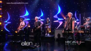 R5 - I Can't Forget About You - The Ellen DeGeneres Show June 2, 2014 [HD]
