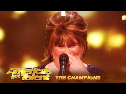 Xxx Mp4 Susan Boyle Worlds Most POPULAR Contestant Is BACK To Compete America 39 S Got Talent Champions 3gp Sex
