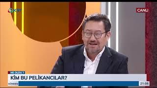 Serdar Akinan Ile Ne Oldu? - Barış Terkoğlu - 18 Nisan 2019 - KRT TV