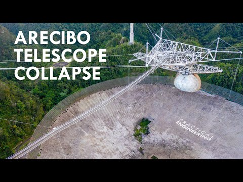 What Really Happened at the Arecibo Telescope