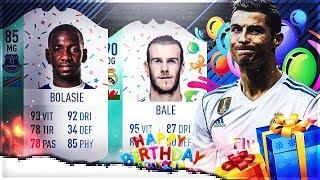 FIFA 18 - ON PACK DEJA DU FUT BIRTHDAY MAIS SURTOUT 2 TRÈS GROSSES ICÔNES !