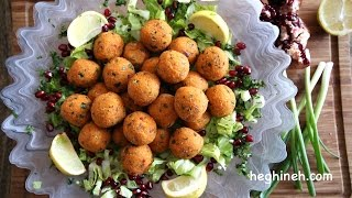 How to make Lentil Kofte - Armenian Cuisine - Heghineh Cooking Show
