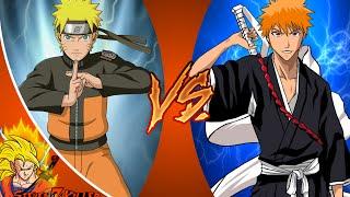 NARUTO vs ICHIGO! Cartoon Fight Club Episode 56 REACTION!!! Part 1