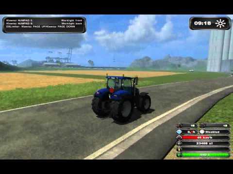 Zagrajmy w Symulator farmy 2011 odcinek 1