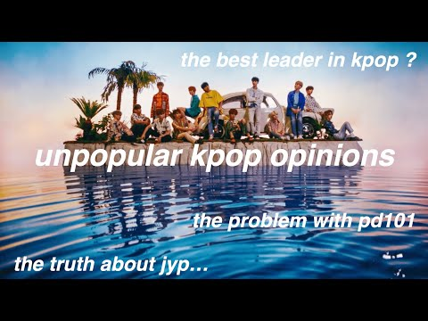 unpopular kpop opinions that you haven t heard 100 times before 2