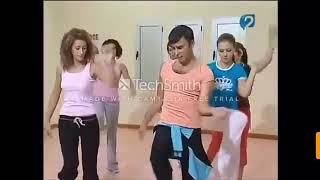 رقص عزة مع البنات من مسلسل شوفلي حل
