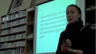 American Teacher: Teaching English to Young Learners: Writing & Reading, part-1