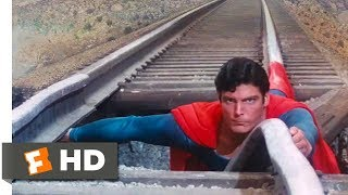 Superman (1978) - West Coast Chaos Scene (8/10) | Movieclips