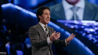Joel Osteen - The God Who Crosses His Arms