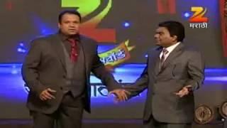 Bahu Kadam And Anand Ingle's Comedy Scene | Zee Marathi Awards 2011 | Zee Marathi