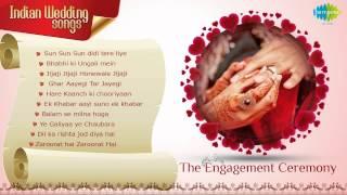 Sagai Ceremony | Popular Hindi Songs | Bhabhi Ki Ungali Mein