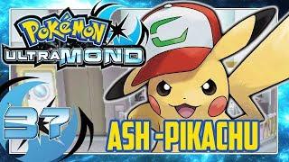 POKÉMON ULTRAMOND Part 37: Das Ash-Pikachu! (+QR Code für euch)