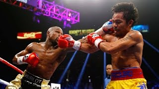 Mayweather vs. Pacquiao Fight  Highlights
