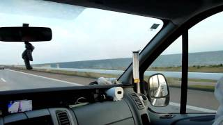 Puente tunel de Oresund