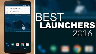 Best Android Launchers ( Top 10 )