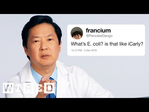 Xxx Mp4 Ken Jeong Answers More Medical Questions From Twitter Tech Support WIRED 3gp Sex