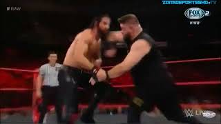 WWE Monday Nigth Raw 21th mayo de 2018 Highlights en español