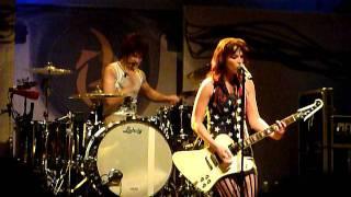 "Halestorm ""American Boys"" Rams Head Live, Baltimore, MD 12/29/11 live concert"