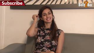 Disha Patani At M.S.Dhoni - The Untold Story Movie Interview | Bolly2box