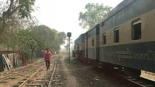 Mymensingh to chittagong Train !!! Bijoy express