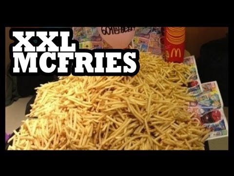 Xxx Mp4 McDonald S Giant Size Fries Food Feeder 3gp Sex