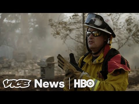 Xxx Mp4 We Spent 24 Hours With A California Firefighting Crew HBO 3gp Sex