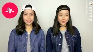 CALEON TWINS BEST MUSICAL.LY COMPILATION #4