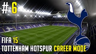 8 GOAL THRILLER! | Tottenham Hotspur Career Mode | S1 E6 | FIFA 15