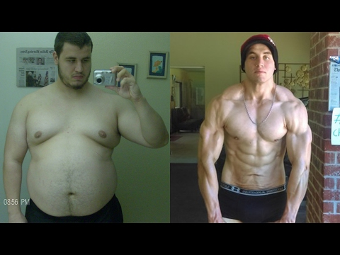 ANYTHING IS POSSIBLE | 160 pound Transformation (350lbs - 190lbs)
