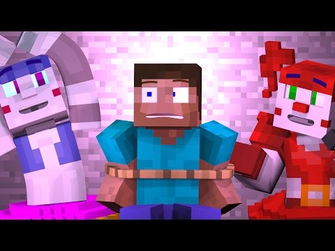 Xxx Mp4 Join Us For A Bite FNAF Sister Location Animated Minecraft Music Video 3gp Sex