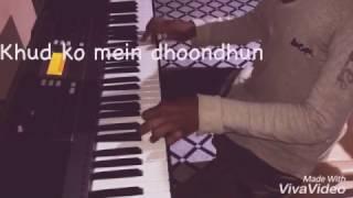 Baarish   Half girlfriend   Piano covered by Krunal Parmar