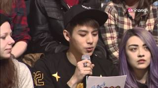 Simply K Pop Ep103 GP Basic - Pika-Burnjuck, ToppDogg - Arario, BTS - Boy In Love