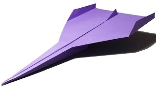 How to make a Paper Airplane that FLIES 100 FEET - BEST Paper Planes that FLY FAR . Limbus+