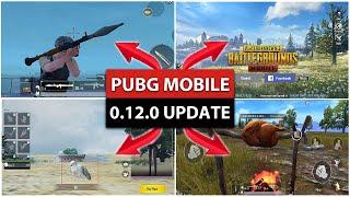Pubg Mobile 0.12.0 Update, New RPG 7 Gun, New Companions, New Modes, Release Date, Beta Download