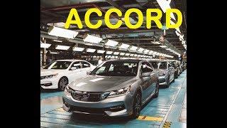 صناعة السيارات : هوندا أكورد 2017 - 2016