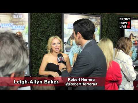 Xxx Mp4 Leigh Allyn Baker Talks Filming Action Scenes In 'Bad Hair Day' W RobertHerrera3 3gp Sex