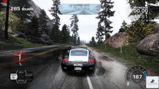 Need For Speed Hot Pursuit (2010) - Coray Bay - Denial Of Service (SCPD) 720p PC Gameplay with FPS