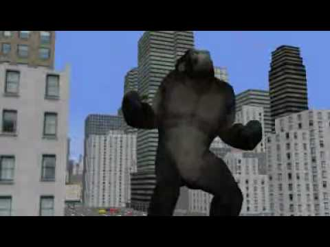 King Kong Vs Godzila Vs EL naser1