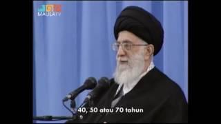 Pemimpin syiah Iran : Hembusan Nafas Menuju Ajal