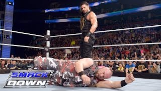 Roman Reigns vs. Bubba Ray Dudley: SmackDown, March 24, 2016