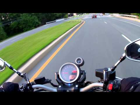 2014 Yamaha V Max owners review